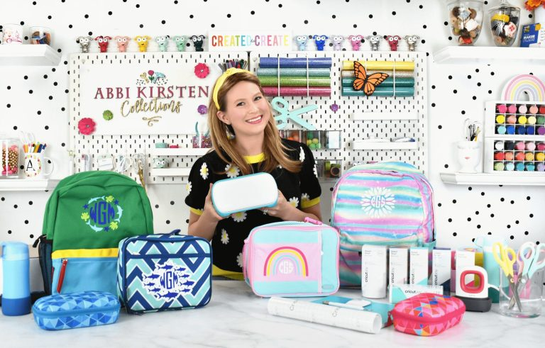 How To Use Smart Vinyl And Iron-On With The Cricut Joy Machine