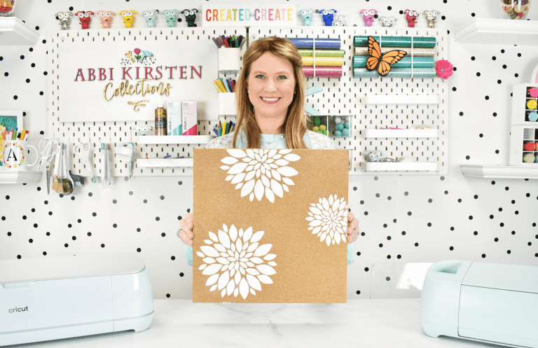 Making Stencils with Cricut: Stencil Vinyl or Reusable, Which is Better?