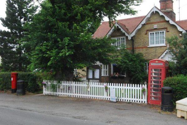 Abbots Ripton Post Office
