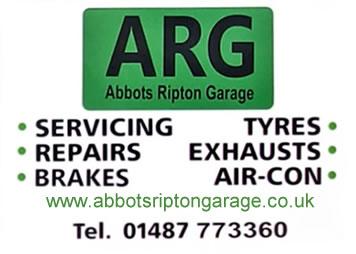 Abbots Ripton Garage
