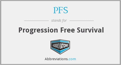 What Does Pfs Stand For