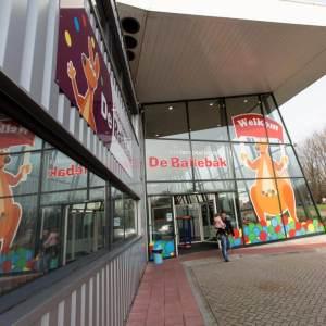 De Ballebak Rotterdam Zuid kinderspeelparadijs