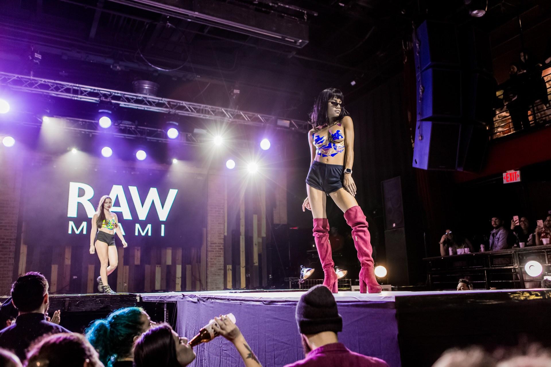 RAW Artists Miami January 2019