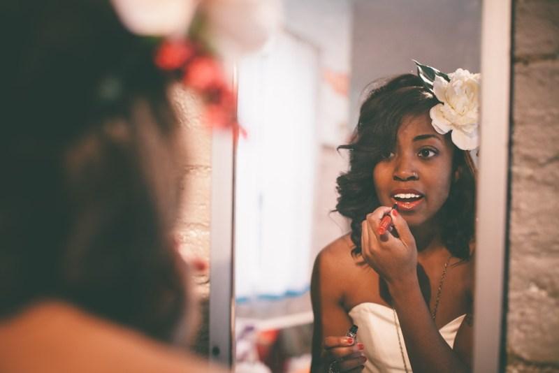mirror lipstick