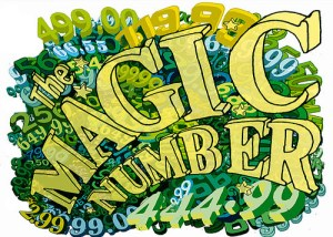 Job Search: What's the magic number
