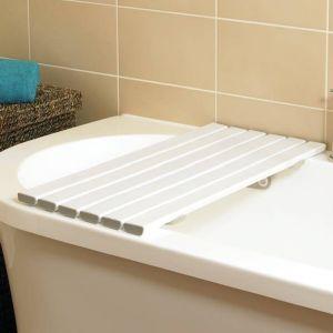 planche de bain savanah a lattes grande largeur 483 x 584 mm