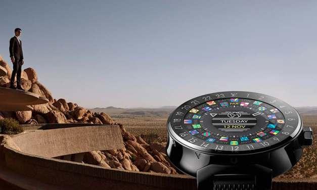 Avec la Tambour Horizon, Louis Vuitton se lance sur le marché des montres connectées