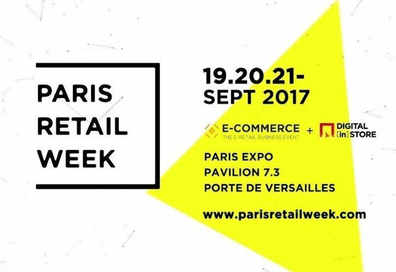 Troisième édition – Paris Retail Week les 19, 20 et 21 septembre