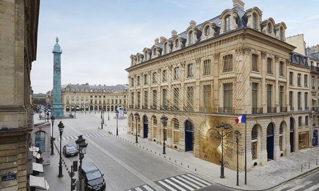 Louis Vuitton dévoile son nouveau flagship place Vendôme
