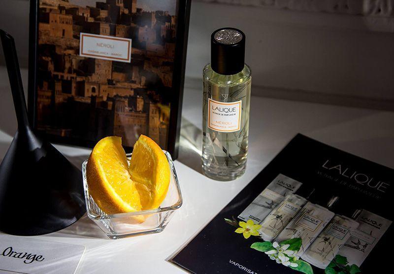 Lalique regroupe ses parfums et cosmétiques sous l'enseigne Lalique Beauty