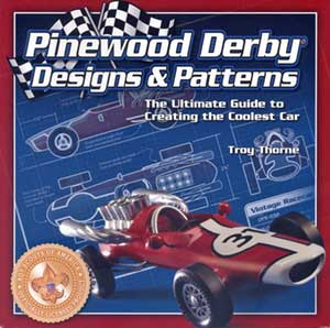 Pinewood Derby Car Designs And Templates Book