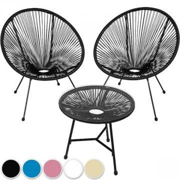 fauteuil jardin confortable