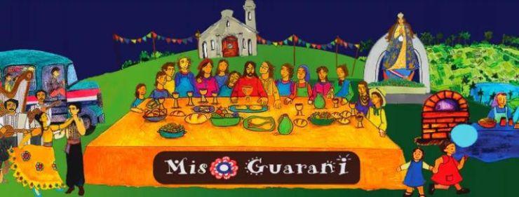 """""""Misa Guarani"""", tendrá también su perfil en las redes sociales (Facebook, Instagram y YouTube)."""