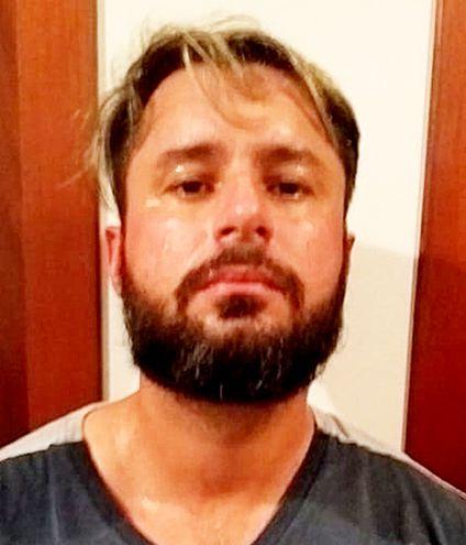 Sergio de Arruda Quintiliano Netto, alias Minotauro.