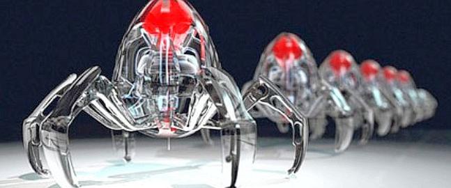 Crean  los primeros «nanobots de ADN»