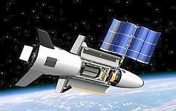 Astrónomos aficionados encuentran la nave espacial secreta de EE.UU.