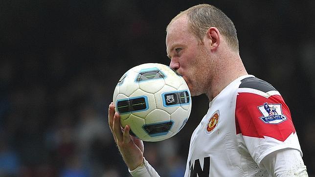 Rooney se entona en el mejor momento