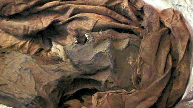 Una princesa egipcia, primera afectada por aterosclerosis de la historia