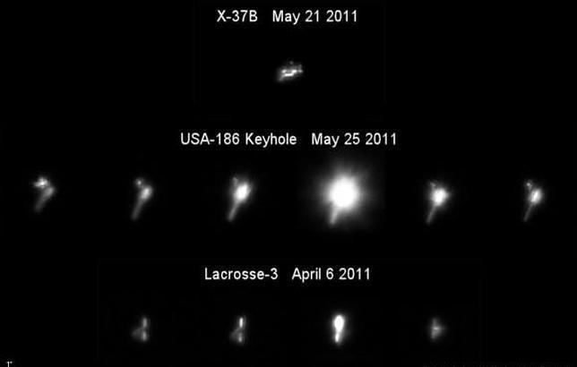 Los aviones espía más secretos, descubiertos por astrónomos aficionados