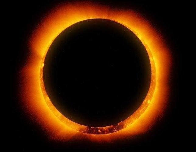 Eclipse anular: el Sol desaparecerá sobre la Antártida este viernes