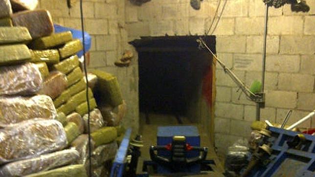 Descubren otro «narcotúnel» entre México y Estados Unidos