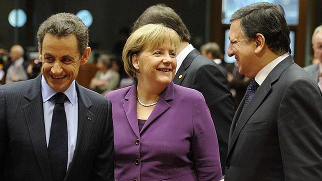 Merkel logra refundar la zona euro