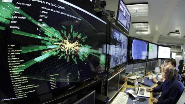 La detección del bosón de Higgs puede ser anunciada mañana