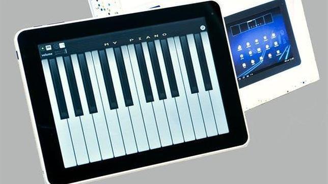 U97 Offroad, un completo tablet hecho íntegramente en España