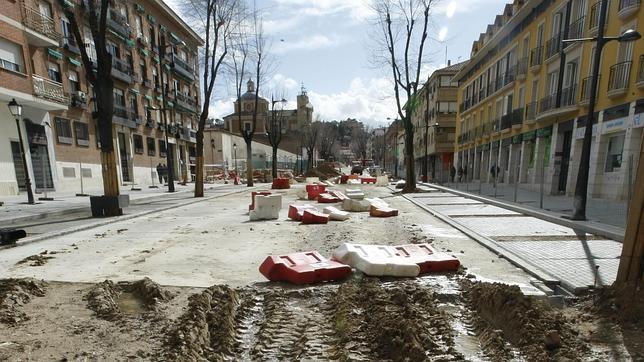 Un juez declara ilegal el parking del «arboricidio» en Aranjuez