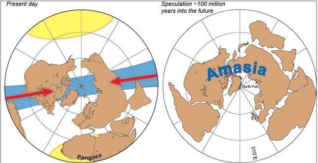 Novo supercontinente