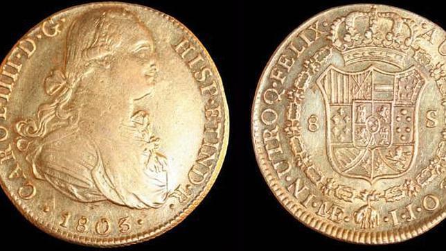 Odyssey ha alterado y manipulado algunas monedas de la «Mercedes»