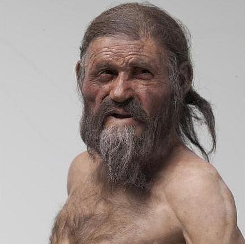 Ötzi, el «hombre de hielo», sufría del corazón y tiene parientes vivos
