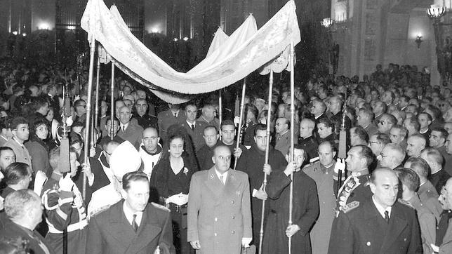 Franco «no era racista ni antisemita», según el Nuncio de Pío XI en España