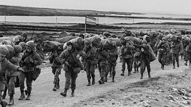 La dictadura también torturaba en la guerra de las Malvinas