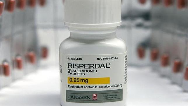Multa de mil millones a una farmacéutica por ocultar efectos del risperdal