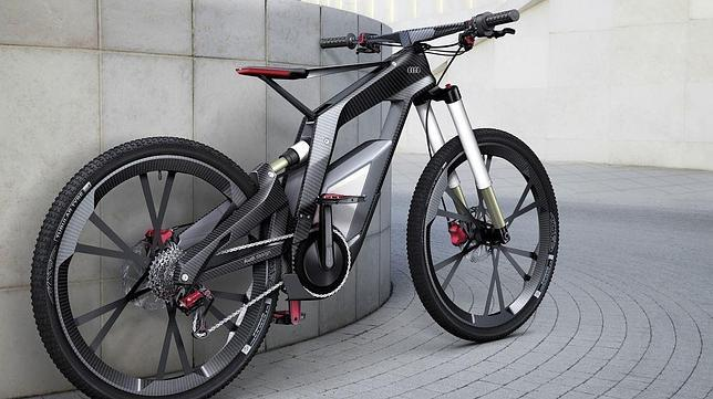 Audi presenta e-Bike, su prototipo de bicicleta eléctrica