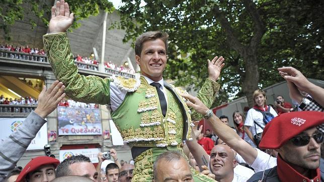 El Juli, base de la Feria de San Fermín