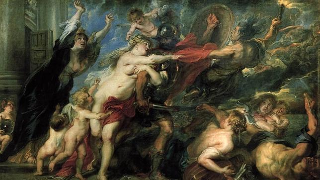 «Los desastres de la guerra», de Rubens