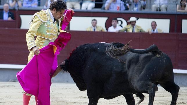 David Mora estrena la Puerta Grande en Madrid