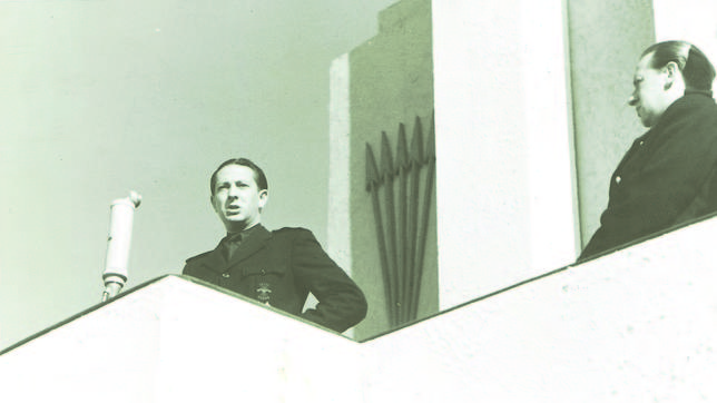 Dionisio Ridruejo: de Goebbels español a convencido demócrata