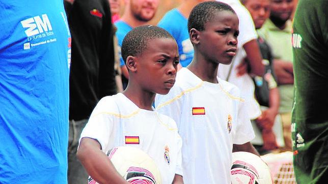 Real Madrid, una escuela de vida