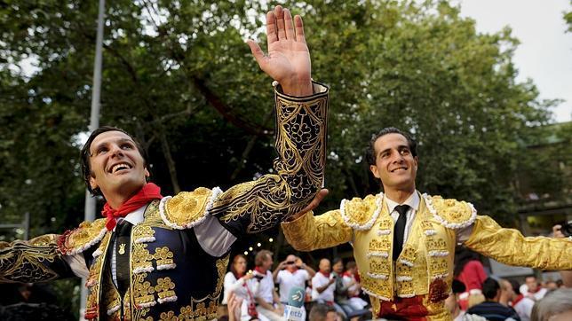 Triunfo de Fandiño y Mora con toros que «se dejan»