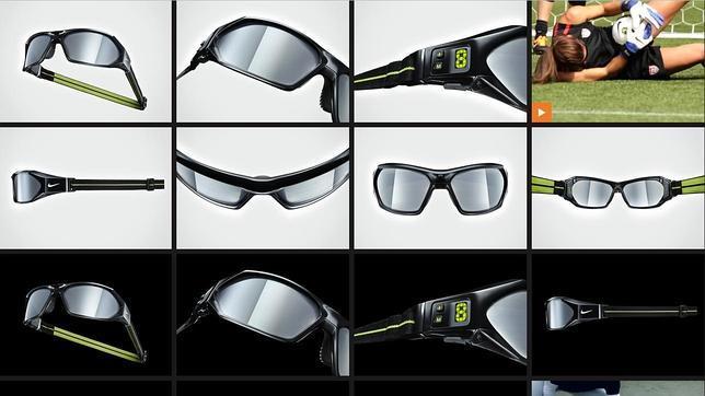 Nike presenta unas gafas con las que entrenar la vista