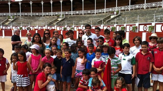 Perera recoge el jueves el Capote de Oro de La Rioja
