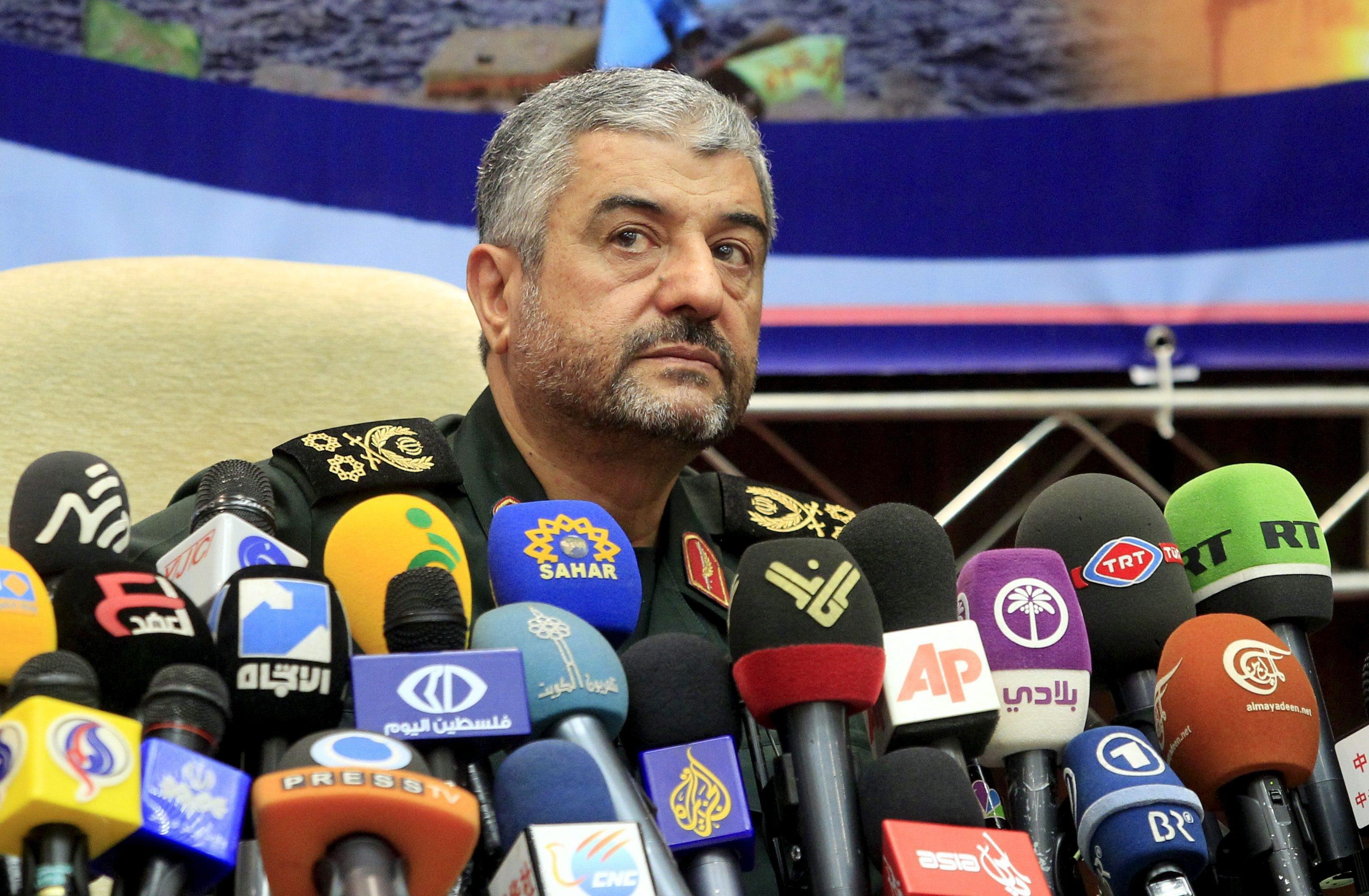 «Si Israel nos ataca, no quedará nada de Israel» según un general iraní