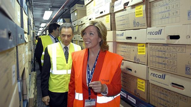 Madrid custodia un millón de archivos de 21 partidos judiciales