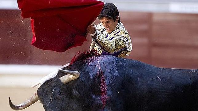 Castella, triunfador de la corrida de las Calaveras