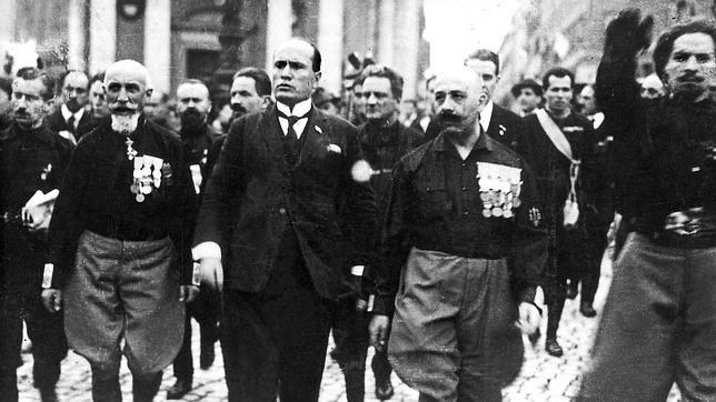 FASCISM IN ITALY – 4 TRAVELLING ACROSS TIME
