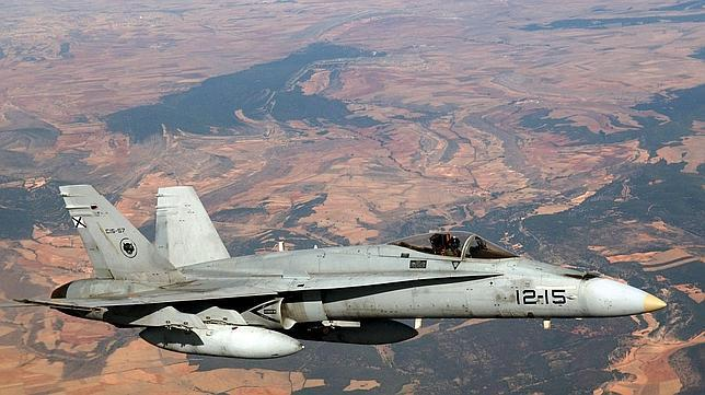 Image result for f18 españoles