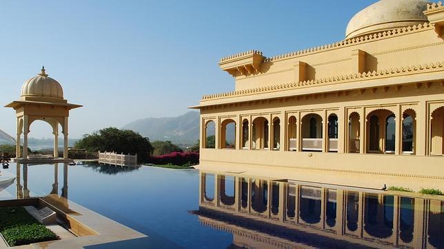 Cinco palacios-hotel para viajar a la India como un maharajá